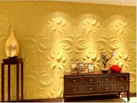 3d Wall Panel/wall Paper Bamboo Plant Fiber Panels Eco