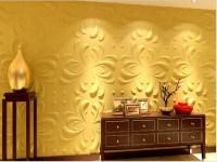 3d Wall Panel/wall Paper Bamboo Plant Fiber Panels Eco ...