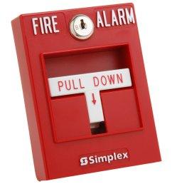 get quotations simplex 06501205 fire alarm pull station [ 1800 x 1800 Pixel ]