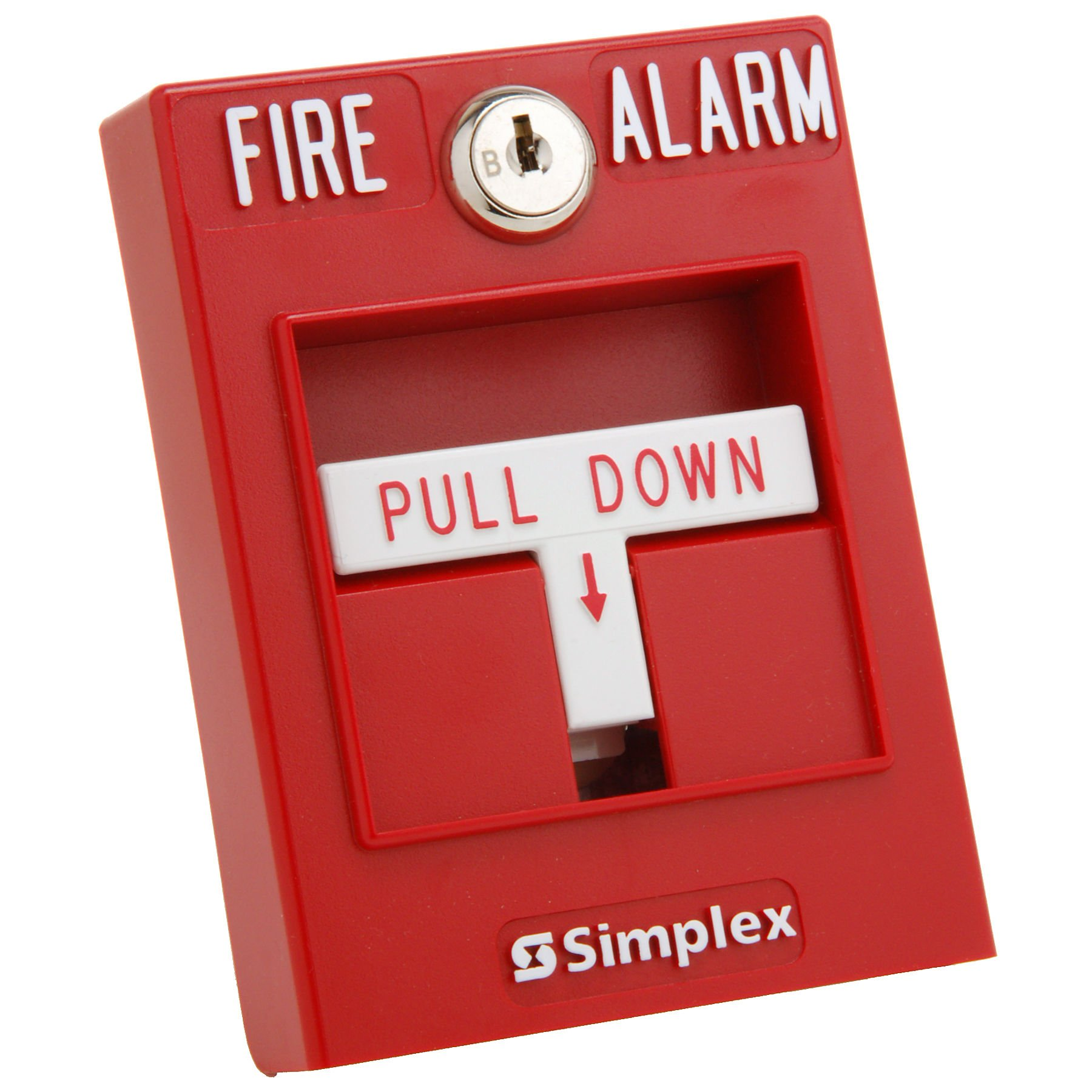 hight resolution of get quotations simplex 06501205 fire alarm pull station