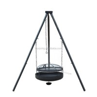 Qxfp-006a Simple Tripod Outdoor Camping Hanging Furnace ...