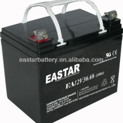 Wheel Chair Batteries And Ottomon 12v 35ah Smf Rechargeable Electric Wheelchair Buy Lead