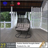 Outdoor Furniture Iron Swing Adult Hanging Chairs - Buy ...