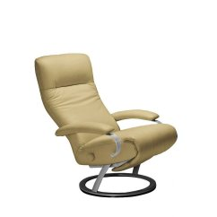 Recliner Chairs Uk Cheap Outdoor Swivel Find Get Quotations Kiri Oatmeal Leather Lafer