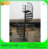Decorative Modern Wrought Iron Spiral Staircase Designs ...