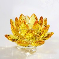 Louts Wedding Gifts Souvenirs /newest Crystal Lotus Flower ...