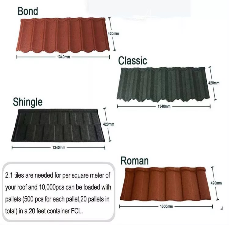 stone coated steelczech republic classic roofing tile best selling products in nigeria view classic roof tiles wante product details from linyi