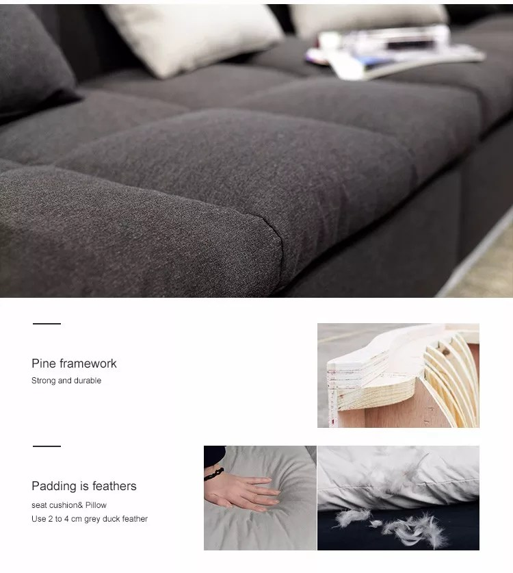 duck feather corner sofa laura ashley abingdon reviews modern home living room office salon furniture l shape multi seat lazy set designs