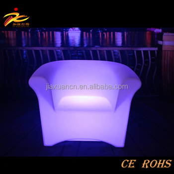 led table and chairs how much does a gaming chair weight plastic rgb roto molded lighting furniture light