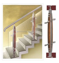 Stainless Steel Staircase Railing Designs Price India