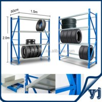 Automobile Parts Tire Rack Storage System/wall Mount Tire ...