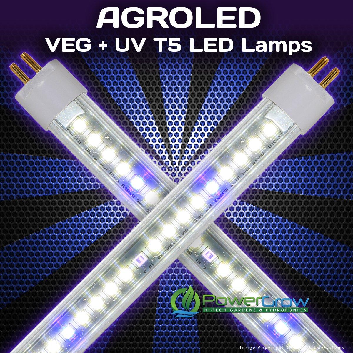 hight resolution of get quotations led t5 bulbs agroled isunlight veg uv t5 led lamps 4 4