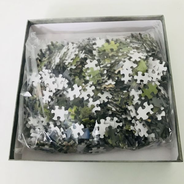 1000 Pieces Jigsaw Puzzle Factory Oem Promotional Custom