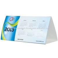 Printed Desk Calendar - Tent Calendar - Buy Folding Desk ...