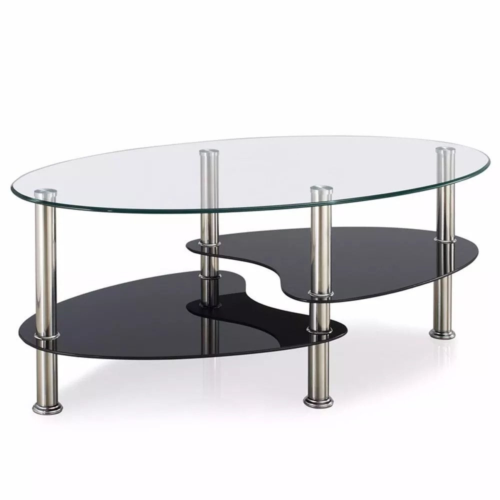 popular living room tempered glass small coffee tea centre table buy hot sale 2 tier coffee table small coffee table small tea table center