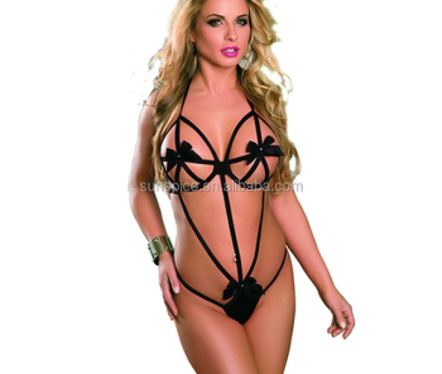 High Quality Hot Sales Sexy Porn Lingerie Teen Girls Sexy Lingerie Sexy Micro Teddy Lingerie