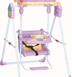 new hot sale out door baby swing with harness 106 [ 999 x 1374 Pixel ]