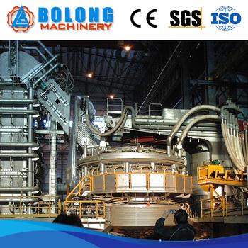 Professional Design Electric Smelting Furnace Used