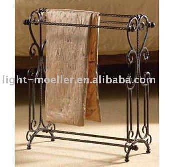 living room blanket holder carpets wrought iron rack buy powder coated quilt