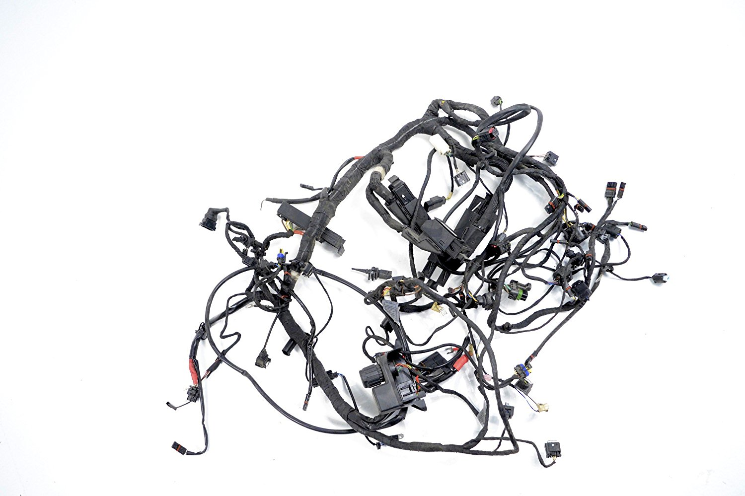 hight resolution of get quotations 2010 bmw r1200rt main wiring harness chassis loom 61117722842