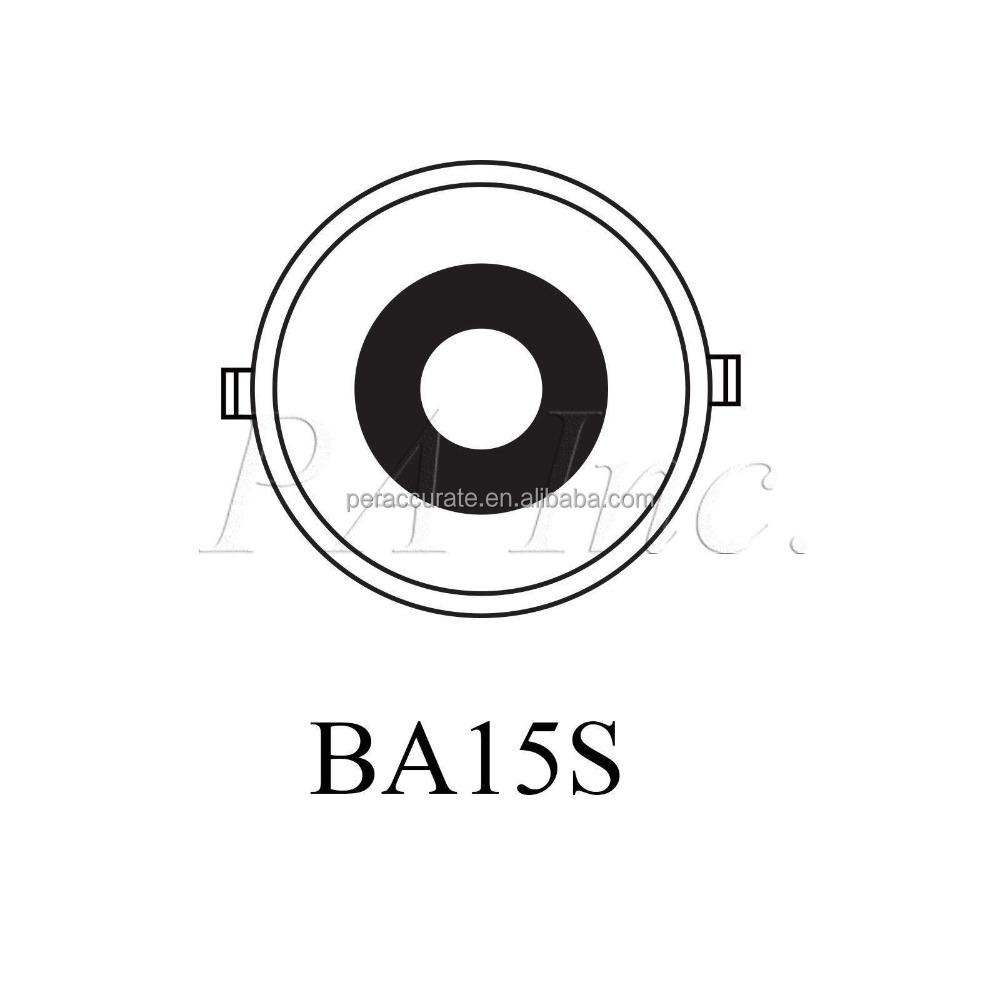 T10 a Ba15s 1156 Base convertidor de enchufe para Auto de
