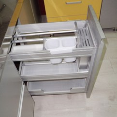 Aluminum Kitchen Cabinets Outdoor Storage Cart Cabinet Drawer Basket Aluminium Profile For