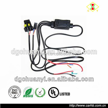 Motorcycle Housing Cable Harness /motorcycle Main Wire