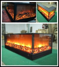 Most Realistic Electric Fireplace With Led Light - Buy ...