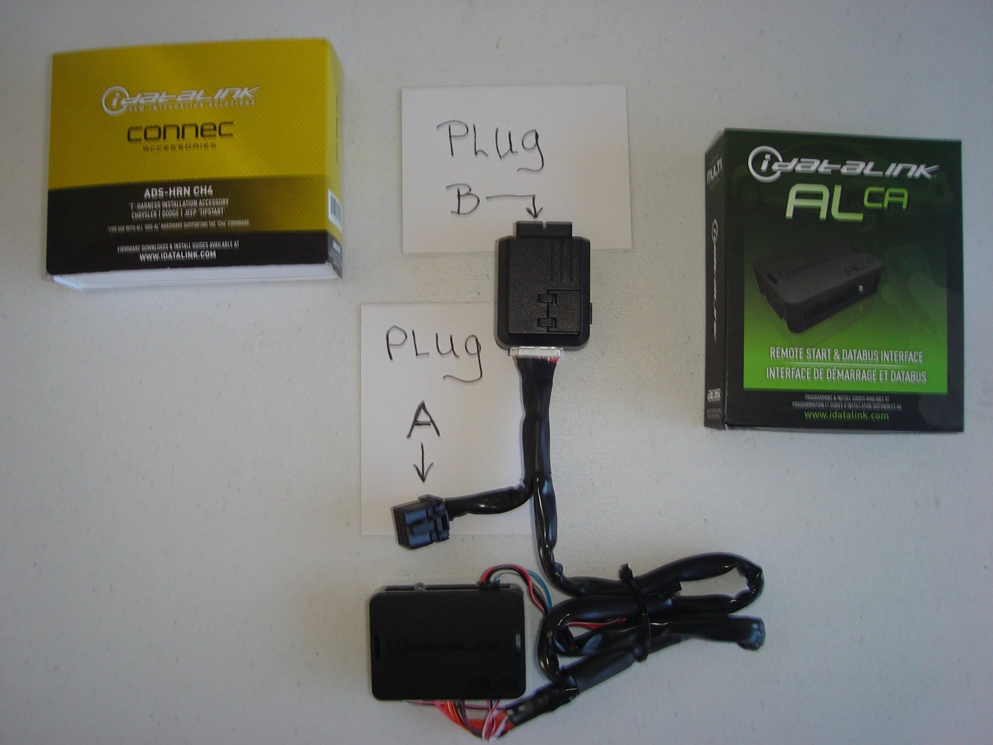hight resolution of plug play add on remote start for 2006 2010 chrysler pt cruiser
