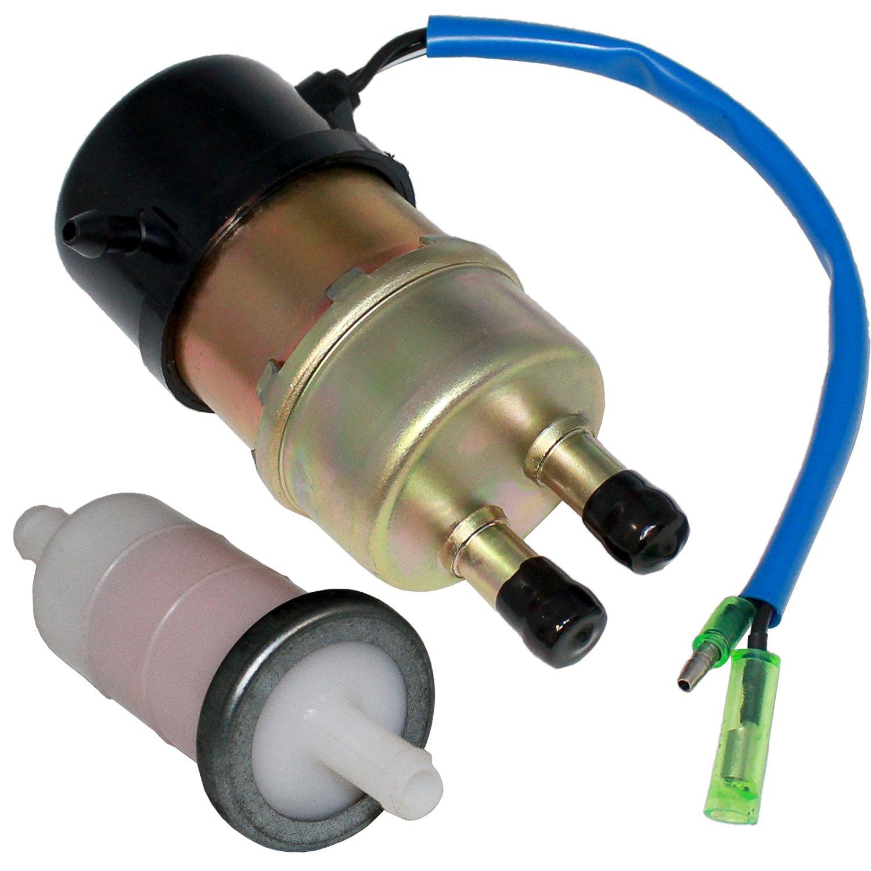 hight resolution of caltric fuel pump filter fit kawasaki kaf620e kaf 620e kaf620h mule 3010 4x4 2008