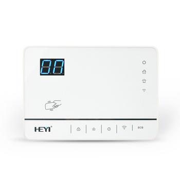 Hot Smart Wifi Wireless Gsm Pstn Dual Network Burglar Home