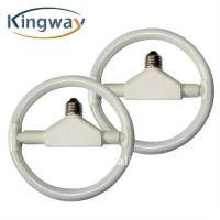 Lmpara fluorescente circular/cfl t5 de 22 w con adaptador ...