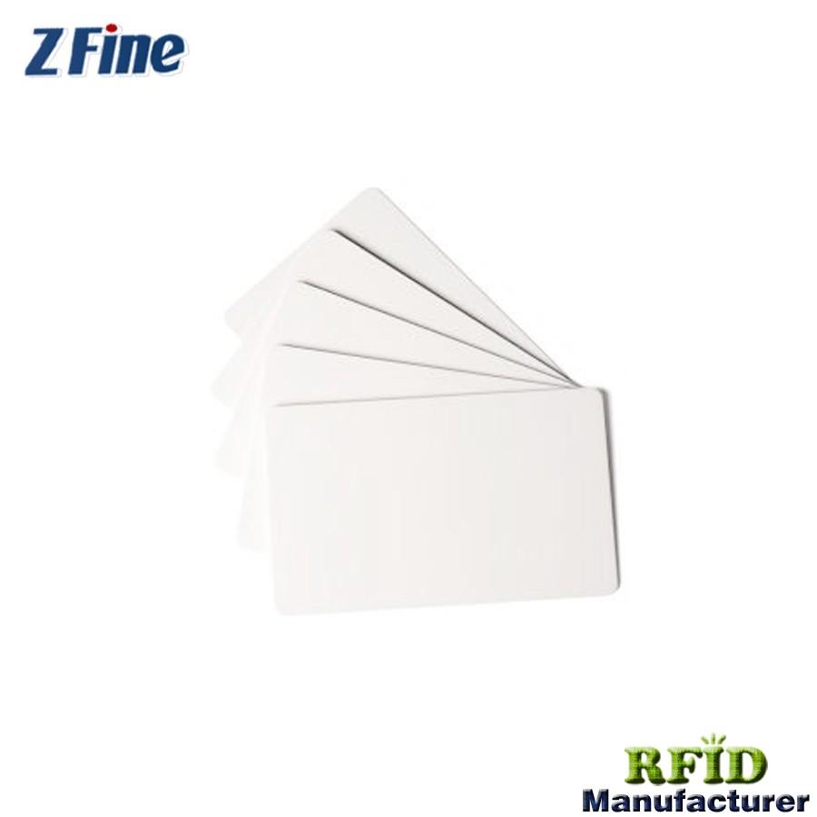 Pvc Blank Chip Card Epson Inkjet Printable Blank Pvc Card