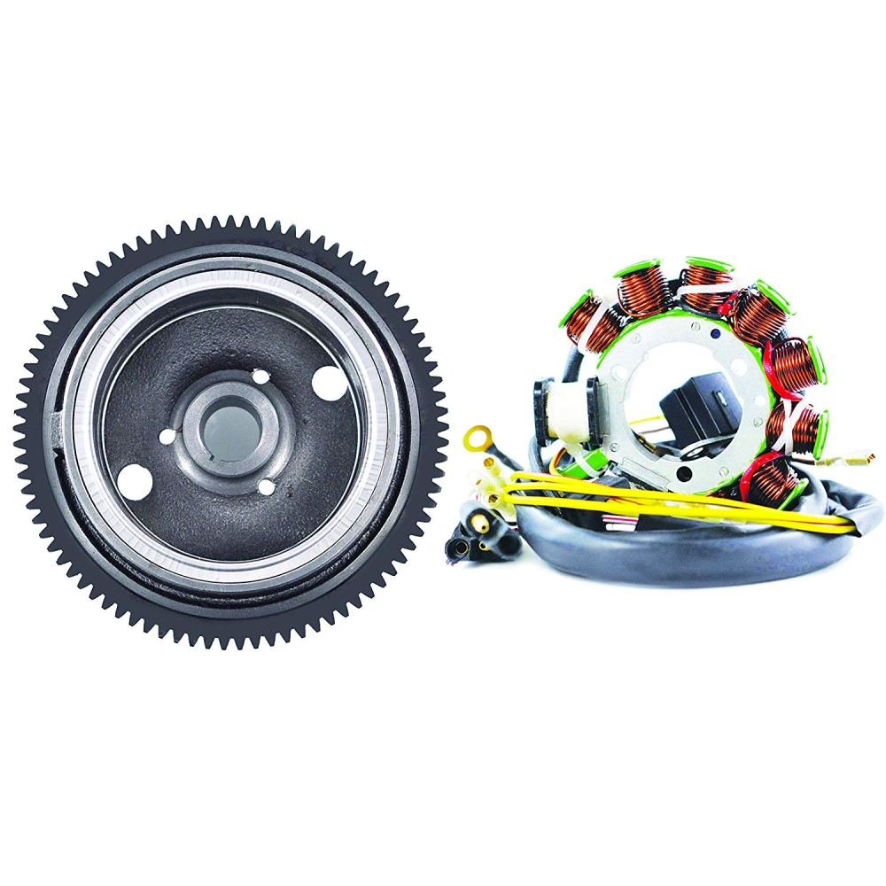 medium resolution of get quotations kit flywheel stator for polaris magnum 425 2x4 4x4 6x6 sportsman 335 sportsman 500 4x4