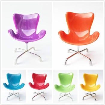 american doll chair mage de plastic fashion chairs 6colors mixed 1 6 or18 inch accessories