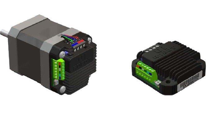 Programmable Stepper Motor Controller
