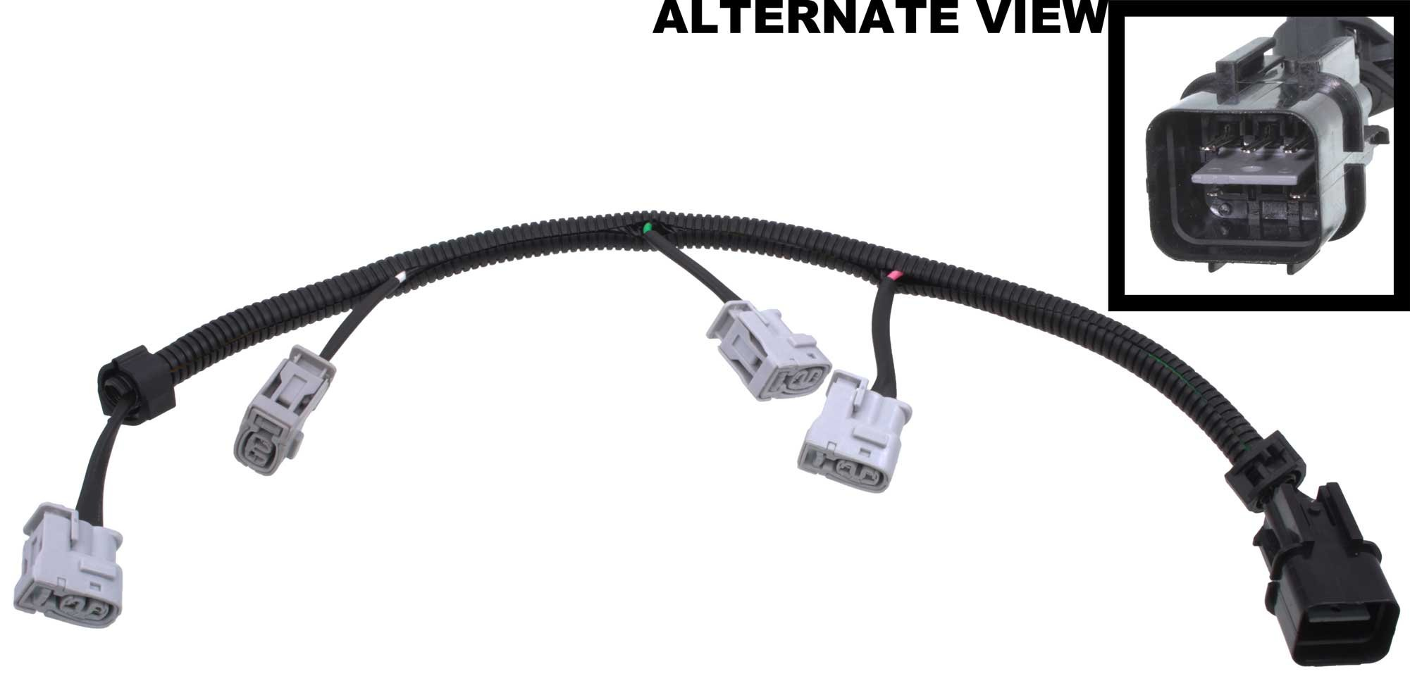 Buy APDTY 756760 Wiring Harness Pigtail Connector 7-Way
