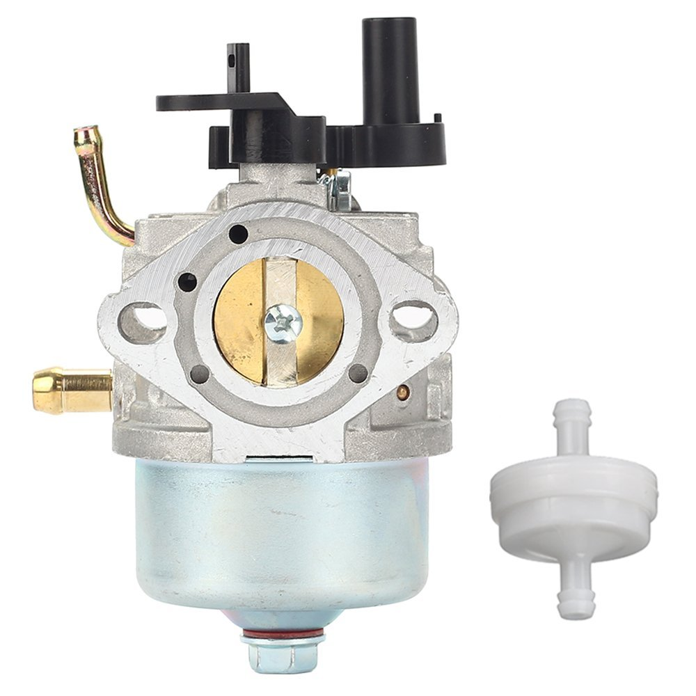 hight resolution of get quotations hilom 801396 carburetor with fuel filter for briggs stratton 801233 801255 snow blower thrower toro