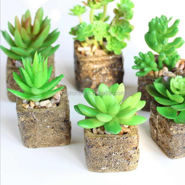 Japons Falso Simulao Plantas Suculentas Mini Vaso de