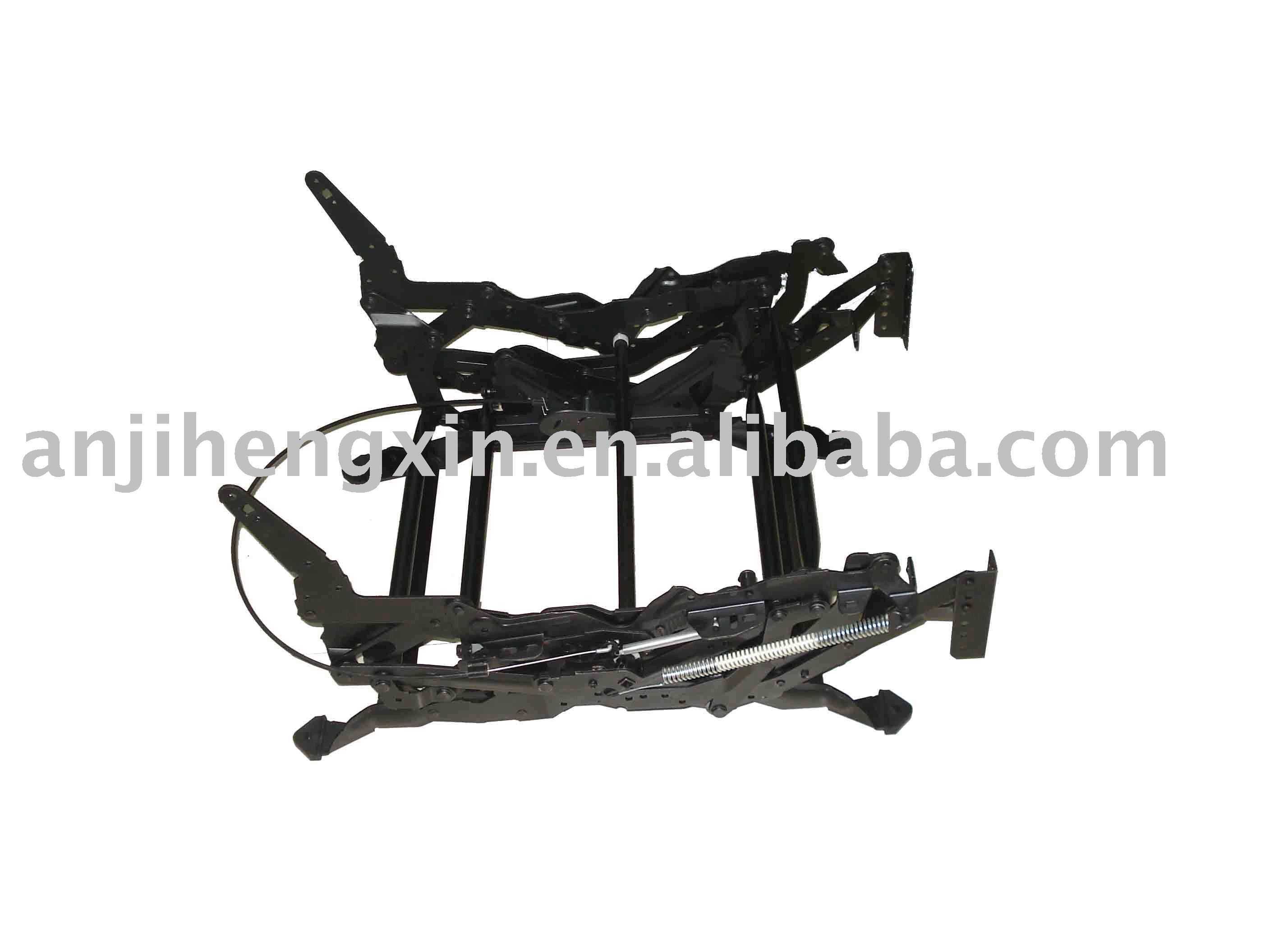 glider chair parts replacement glass table and cream chairs recliner mechanism buy sofa