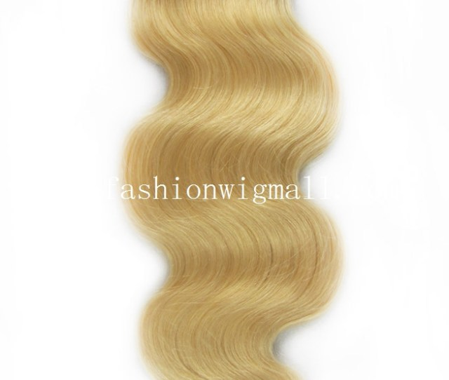 Get Quotations  C2 B7 Free Shipping 3pcs Lot 1226 22 Natural Blonde Body Wave 100