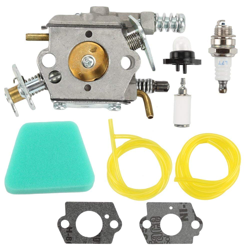hight resolution of get quotations butom 545081885 carburetor with air filter tune up kit for craftsman 358351143 944414430 358351142 358350563 358360131