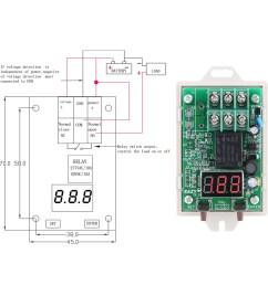 iv u3 12 v 24 vdc voltage digital control relay switch over  [ 1000 x 1000 Pixel ]