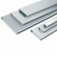 Modernized C Shape Aluminum Ceiling Panel For Wall ...