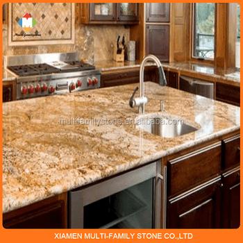 Golden Persa Precut Granite Countertop
