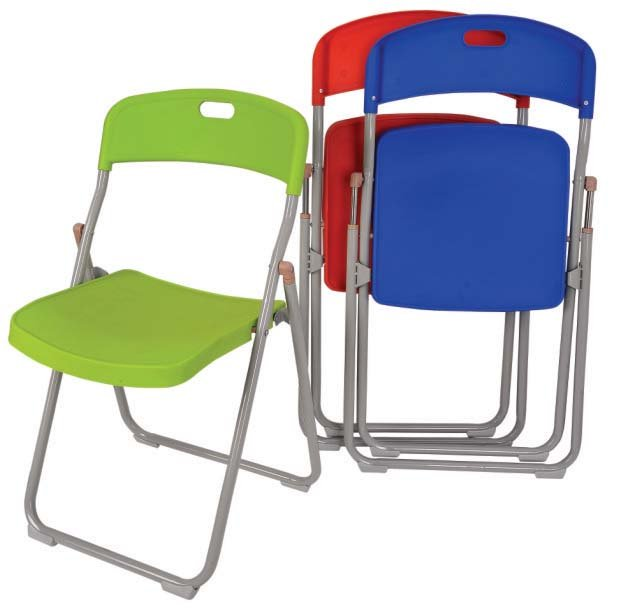 folding chair for living room white styling chairs hot sale plastic item no kt9941d p