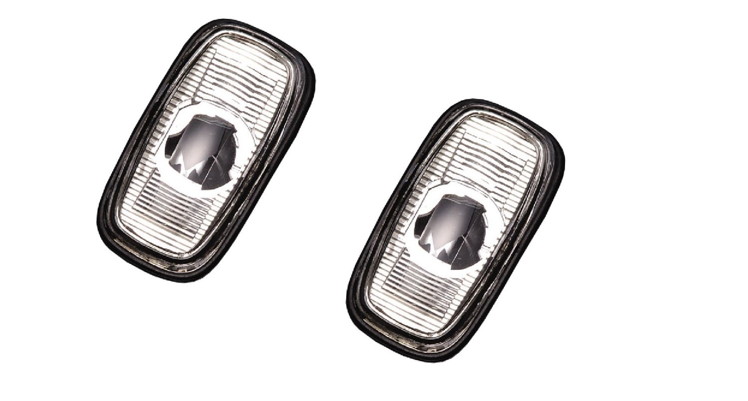 Buy Clear World Crystal Side Marker Lamps Cima Y33 96 06