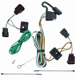 get quotations vehicle to trailer wiring connector for 09 12 volkswagen vw routan plug play [ 1500 x 1500 Pixel ]