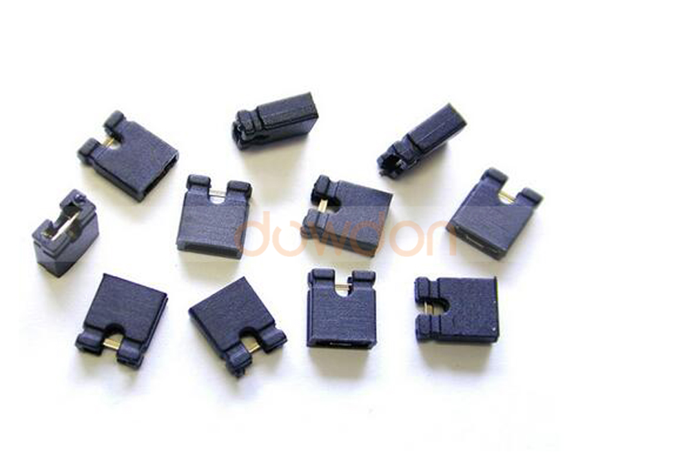 2.54 Mm Standard Pcb Shunts Short Mini Jumper Cap