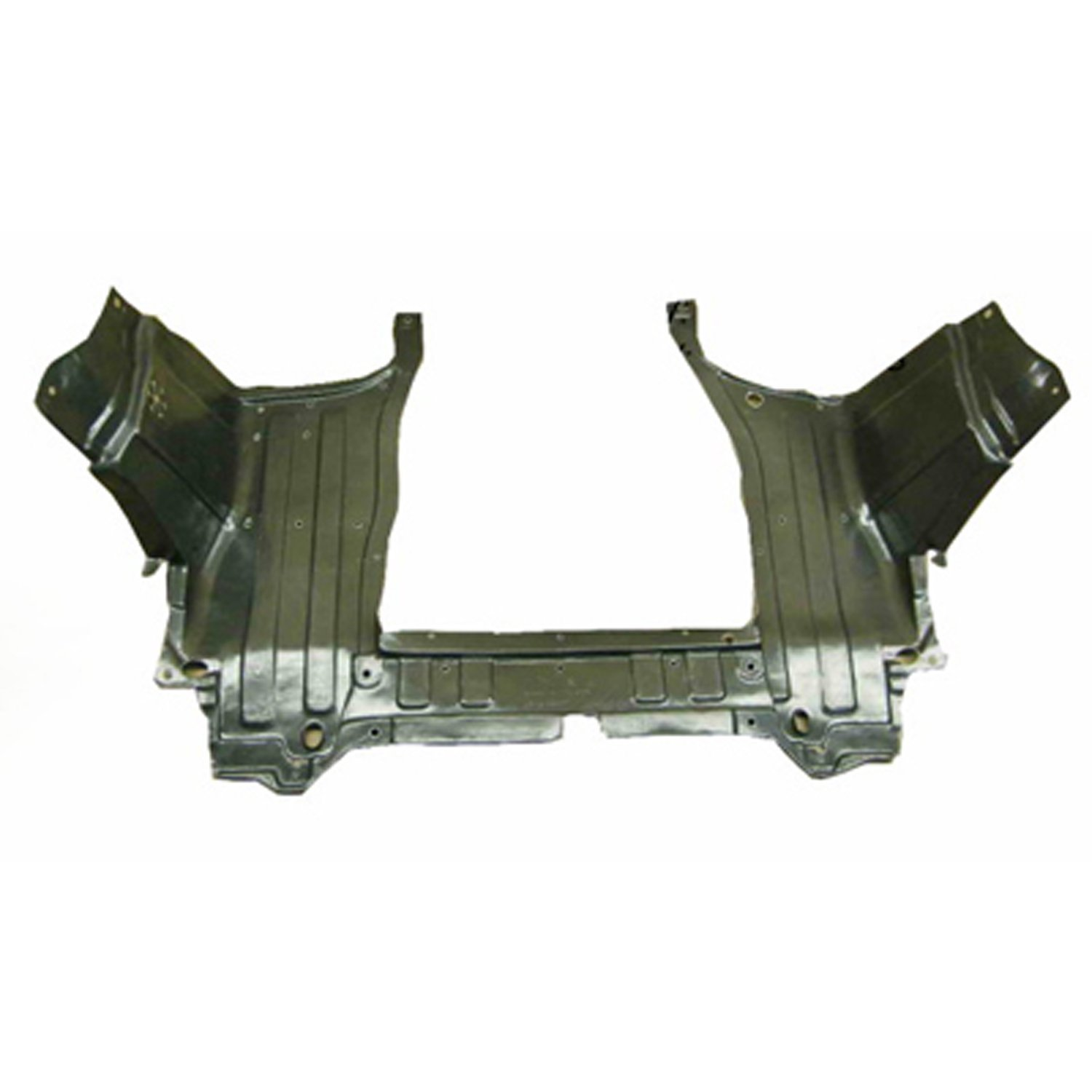 hight resolution of get quotations crash parts plus ho1228125 lower engine cover for 2009 2013 honda fit